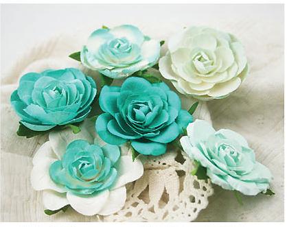 Prima trellis roses
