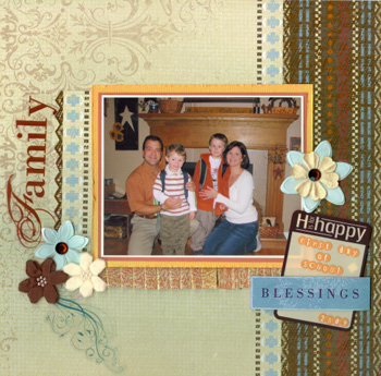 MarielleFamily blessings
