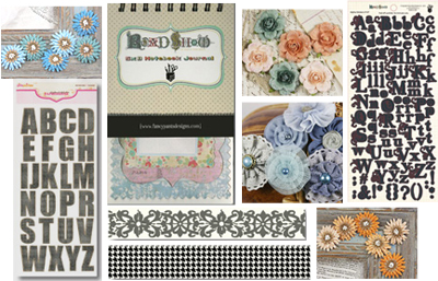 May kit 1 embellishment addons