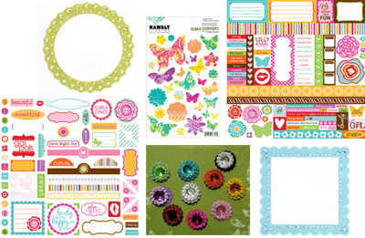 Jan kit 2 embellishments