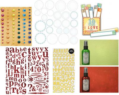 Aug kit 1 embellishment addons