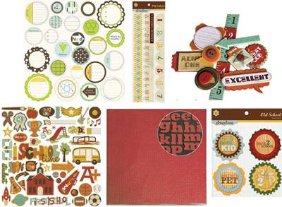 Oct kit 1 embellishment addons
