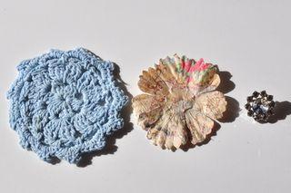 Cc november tutorial blue flowers