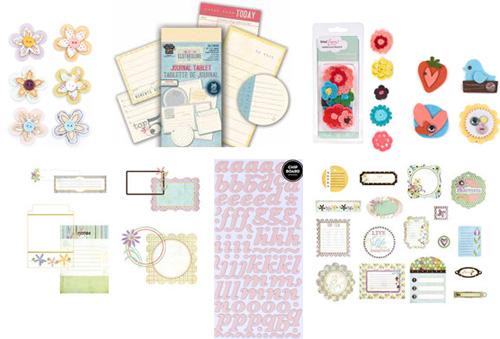 June kit 2 embellishment addons