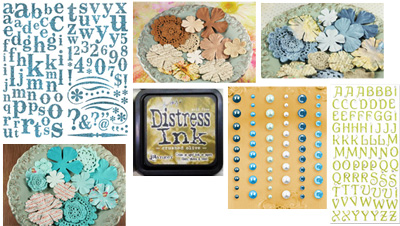 Sept kit 2 embellishment addons