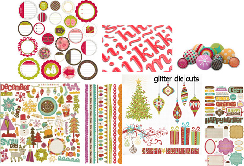 Dec kit 2 embellishment addons
