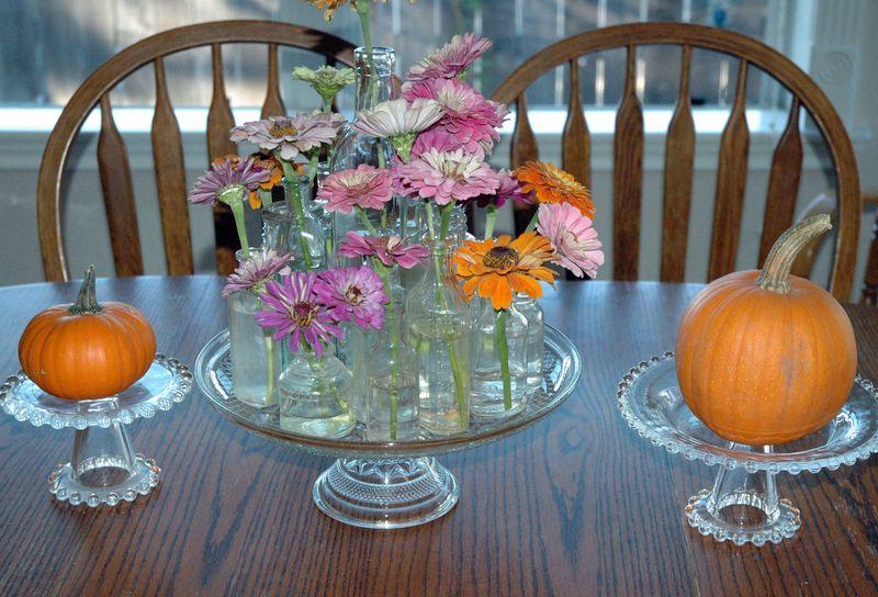 More little pumpkins