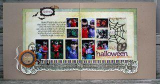 Stacey Michaud Halloween 09