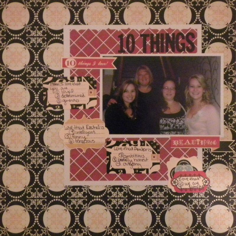 January - 10 things