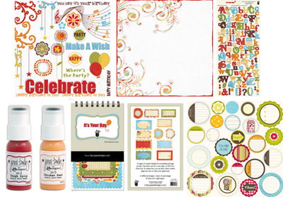 March kit 2 embellishment addons