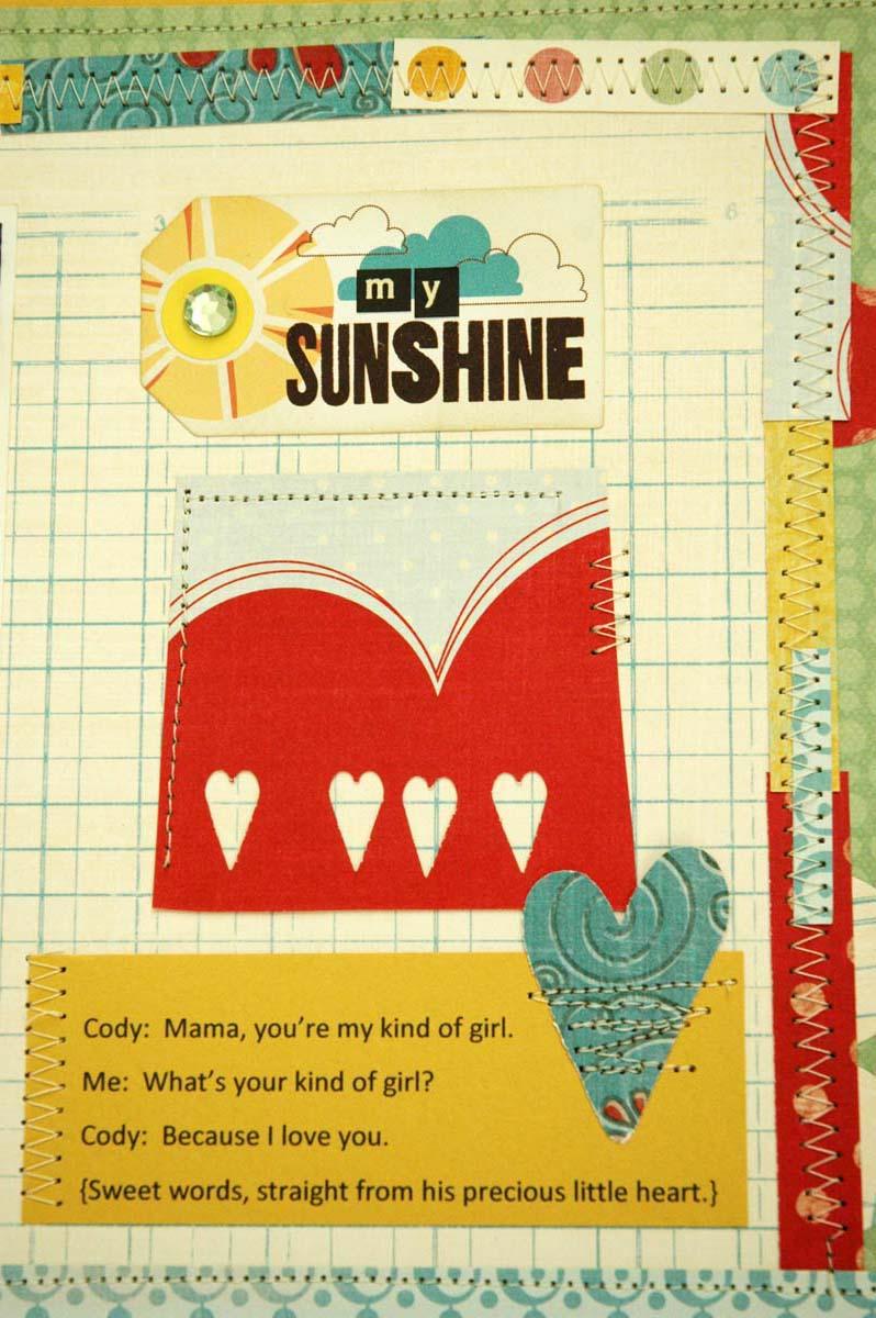 My Sunshine Detail 3