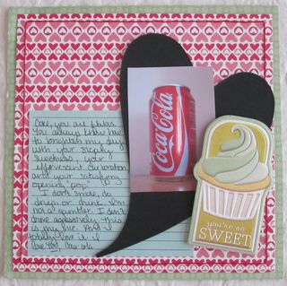 February - ode to coke