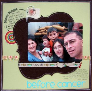 Before cancer