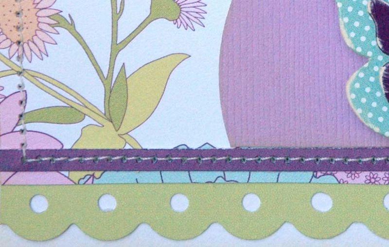 Spring Card peek